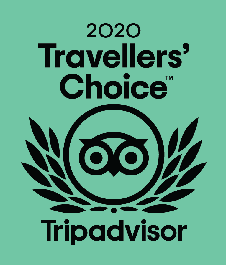 Travellers' Choice Award Winner Logo